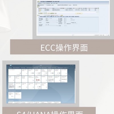 SAP工博科技  ECC升级至 S/4HANA Cloud